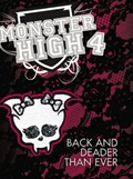monster high第四季